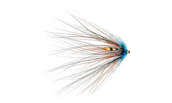 Bild på Frödin Sea Trout Spey Series (6cm) Black Doctor