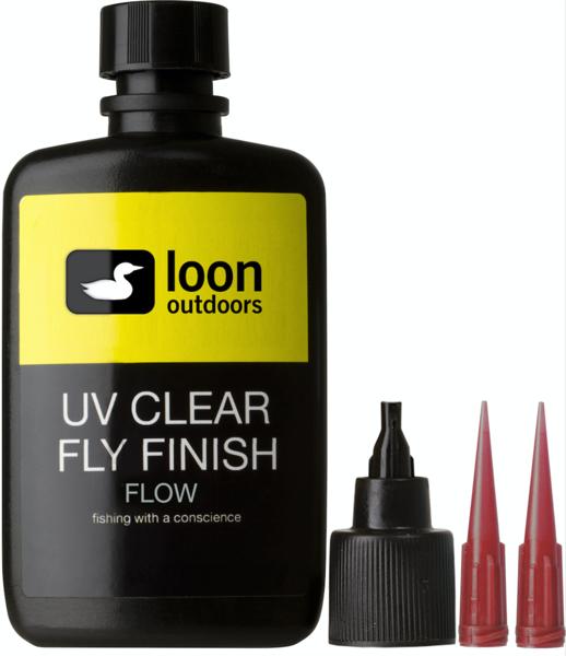 Bild på Loon UV Clear Flyfinish Flow