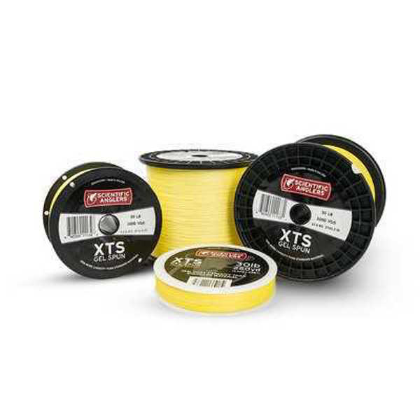 Bild på XTS Gel Spun Backing Yellow