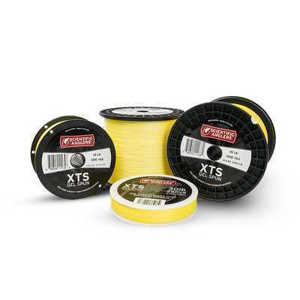 Bild på XTS Gel Spun Backing Yellow 250 yards 30lb