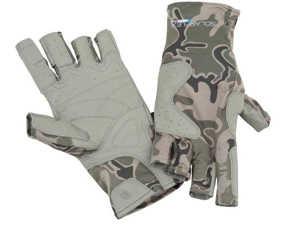 Bild på Simms SolarFlex Guide Glove (Tumbleweed) Small