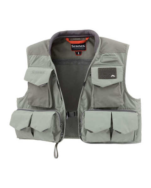 Bild på Simms Freestone Vest (Striker Grey)