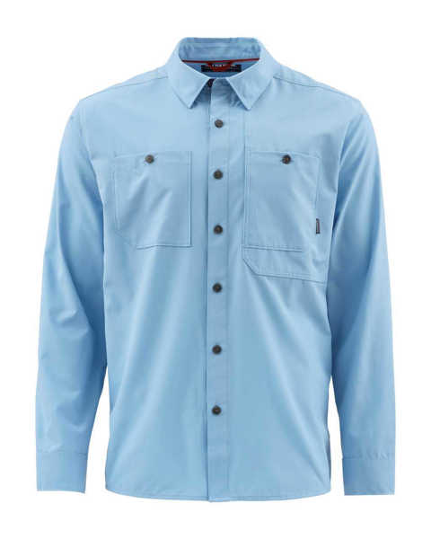 Bild på Simms Double Haul Shirt (Faded Denim)