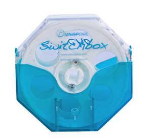 Bild på Omnispool Switchbox System Switchbox Blue