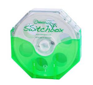Bild på Omnispool Switchbox System Switchbox Green