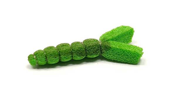 Bild på Json Realistic Body Caddis Apple Green (12 pack)