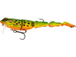 Bild på Westin Freddy The Frog Wakebait 6/13cm 18g Green Hot Frog