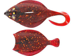 Bild på Westin Flat Matt Jig 13cm 85g Bleeding Flounder