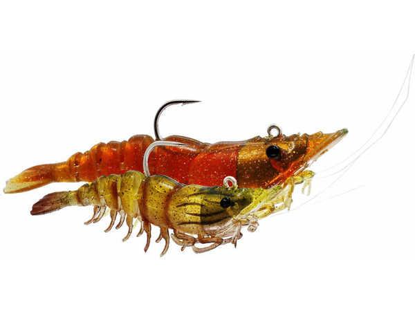 Bild på Westin Salty the Shrimp R'N R 10cm 18g (3 pack)