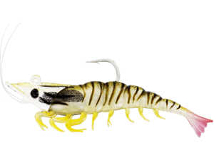 Bild på Westin Salty The Shrimp Jig 11cm 28g Pearl Shrimp