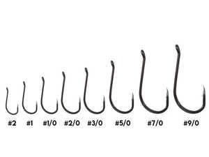Bild på Kinetic Short Shank Single Hook (6-10 pack) #6 (10 pack)