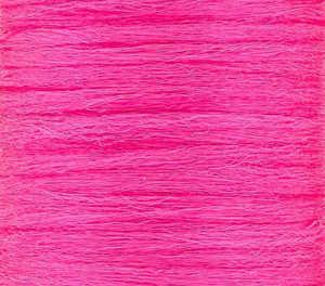 Bild på Antron Garn Spole Fluo Pink