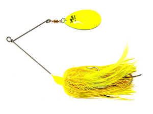 Bild på Rad Dog Spinnerbait Rubber Single 50g Yellow