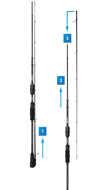 Bild på Spro Freestyle Xtender 7ft 10-30g