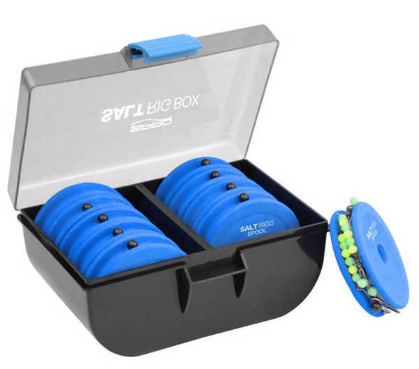 Bild på Spro Salt Rig Box + 10 Rig Discs