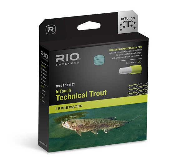 Bild på Rio Intouch Technical Trout WF4