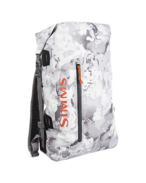 Bild på Simms Dry Creek Simple Pack Cloud Camo Grey 25L