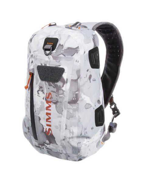 Bild på Simms Dry Creek Z Sling Pack Cloud Camo Grey 15L