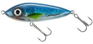 Bild på Svartzonker McSnack 22g Glitter Blue Silver