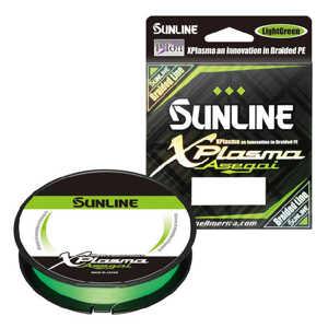 Bild på Sunline XPlasma Asegai X8 Light Green 150m 0,153mm / 3,6kg
