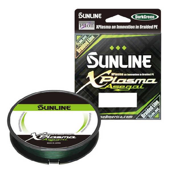 Bild på Sunline XPlasma Asegai X8 Dark Green 150m
