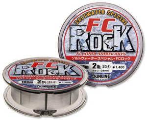 Bild på Sunline Saltwater Special Fluorocarbon Rock 0,310mm / 6,4kg (100 meter)