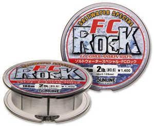 Bild på Sunline Saltwater Special Fluorocarbon Rock 0,435mm / 13,5kg (70 meter)