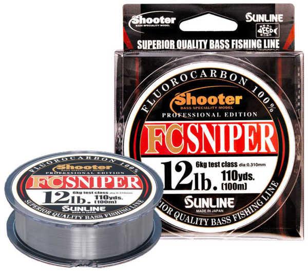 Bild på Sunline FC Sniper Fluorocarbon 100m