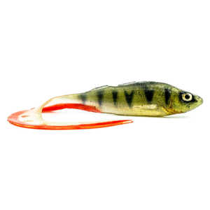 Bild på Angry Lures Perch G-Tail 15cm Natural