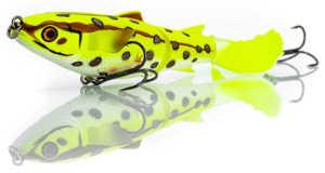 Bild på Chasebaits Drunken Mullet 13cm 37g Frog