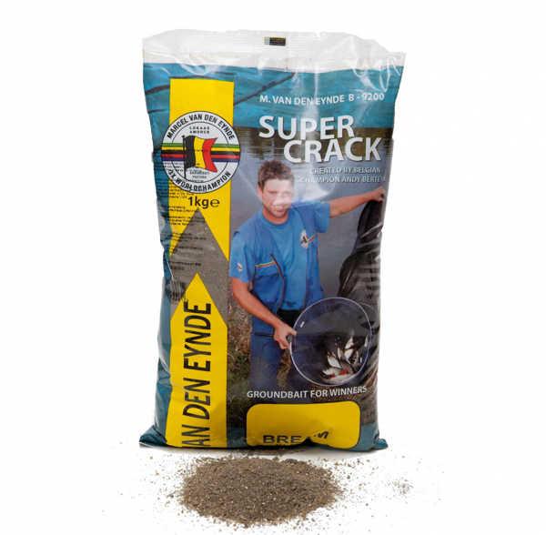 Bild på MVDE Super Crack Bream Svart 1kg