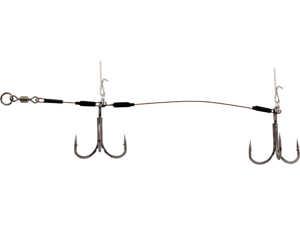 Bild på Westin Pro Stinger Double 1x7 (2 pack) 12cm / #1/0 (40,8kg)