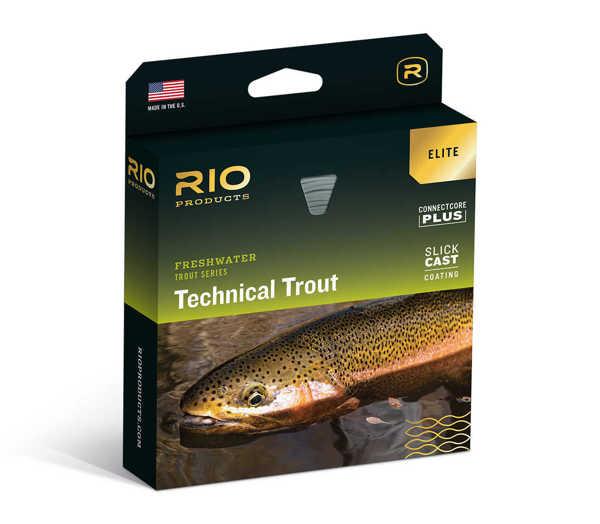 Bild på RIO Elite Technical Trout WF3