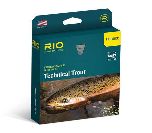 Bild på RIO Premier Technical Trout WF5