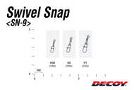 Bild på Decoy Swivel Snap (6 pack)