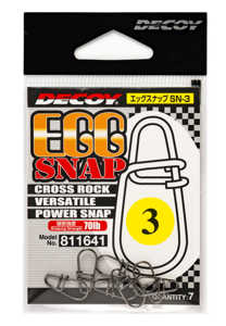 Bild på Decoy Egg Snap (7 pack) #1,5 / 17,2kg