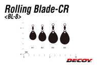Bild på Decoy Rolling Blade Colorado Silver (2 pack)