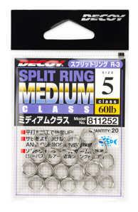 Bild på Decoy Split Ring Medium Class (15-20 pack) #6 / 34,0kg (15 pack)