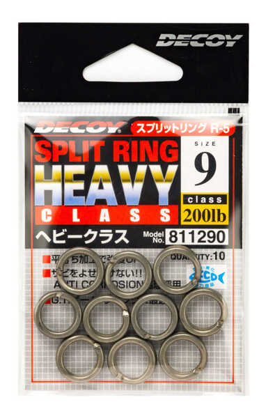 Bild på Decoy Split Ring Heavy Class (8-10 pack)