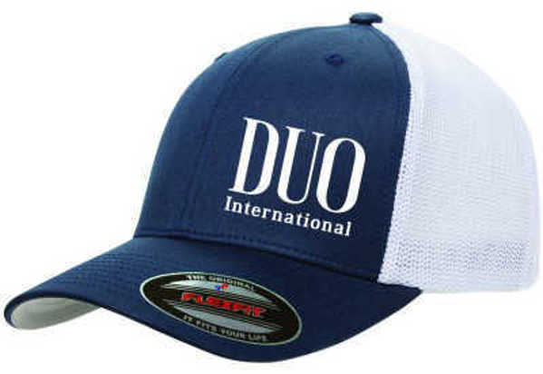 Bild på Duo Flexfit Trucker Cap Navy/White