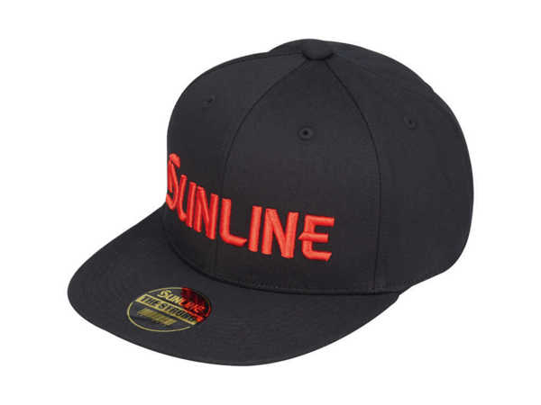 Bild på Sunline Flat Cap Black