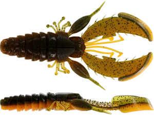 Bild på Westin CreCraw Creaturebait 10cm 12g (4 pack) UV Craw