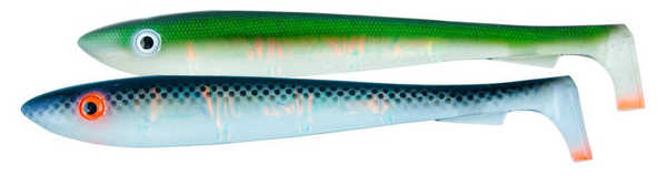 Bild på Svartzonker McRubber The Pelagic 29cm (2 pack)