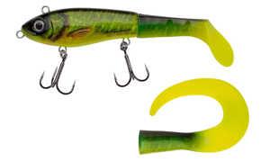 Bild på Svartzonker McHybrid 16,5cm 74g Real Hot Pike