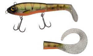 Bild på Svartzonker McHybrid 16,5cm 74g Yellow Fin Perch