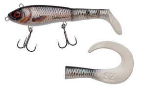 Bild på Svartzonker McHybrid 20cm 100g Real Roach