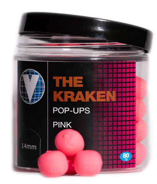 Bild på Vitalbaits Pop-Ups The Kraken Pink 14mm