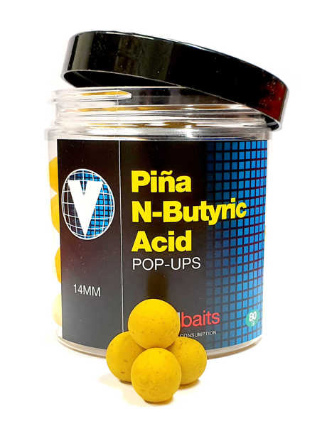 Bild på Vitalbaits Pop-Ups Piña N-Butyric Acid 18mm