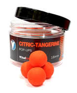 Bild på Vitalbaits Pop-Ups Citric-Tangerine 18mm