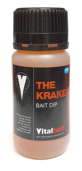 Bild på Vitalbaits Bait Dip The Kraken 125ml